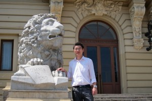 2012年6月,Alexandru Ioan Cuza University of Iasi,罗马尼亚